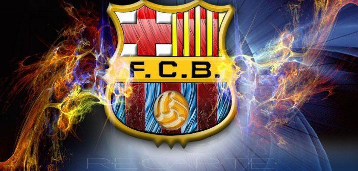 hình nền logo barcelona full HD đẹp