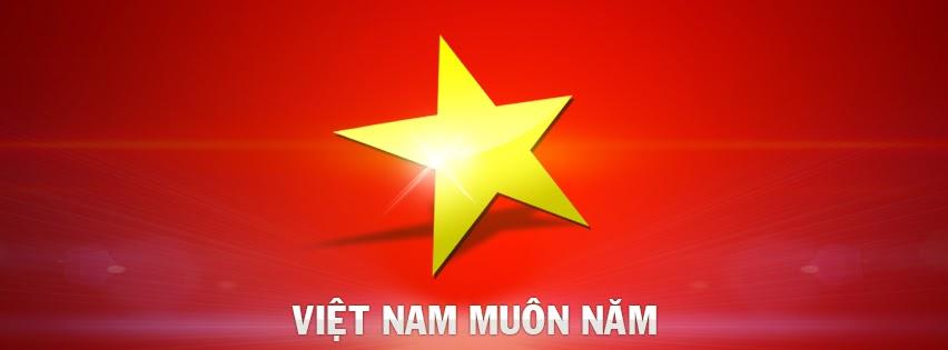 tải hình nền FB lá cờ Việt Nam