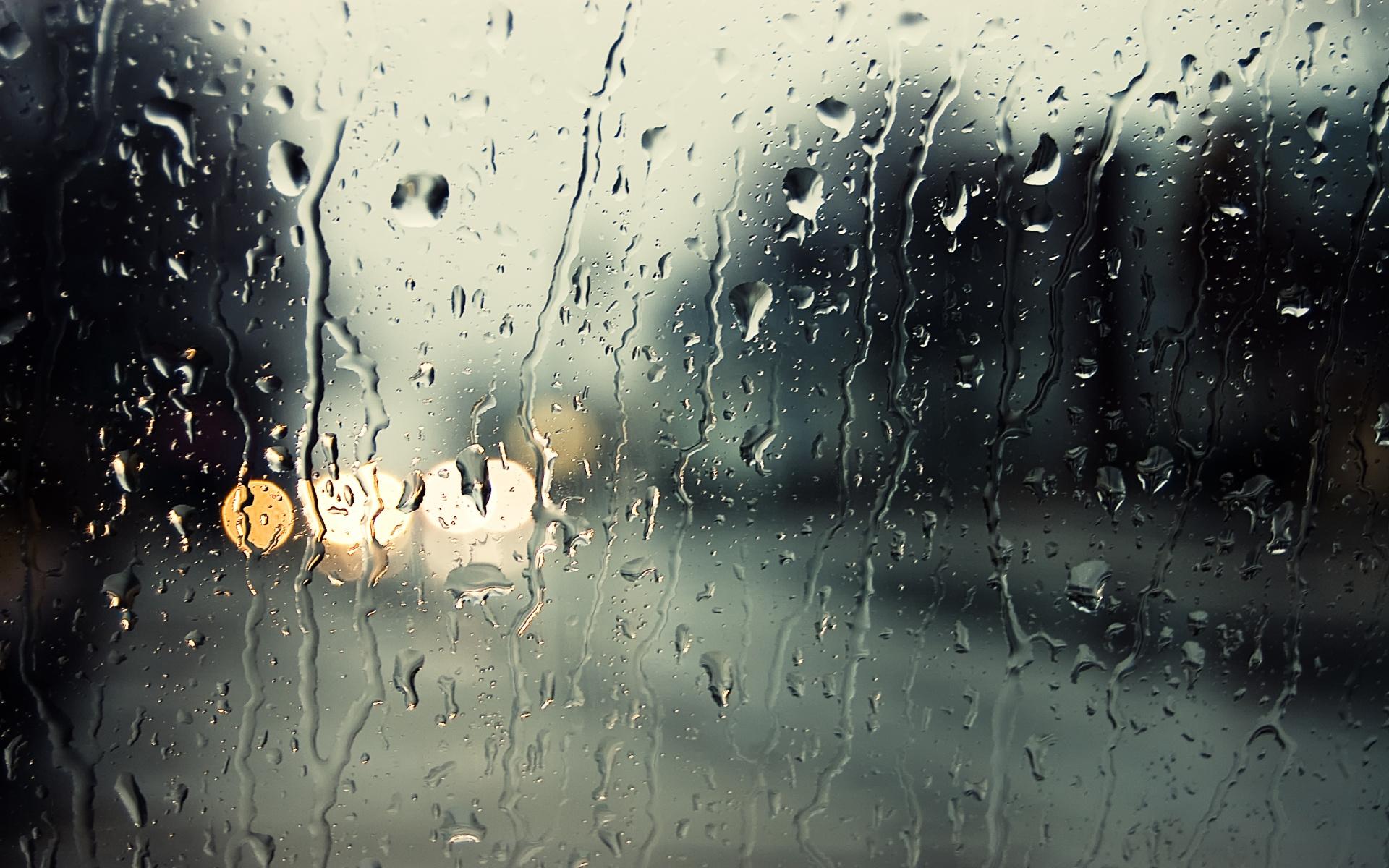 hình nền mưa buồn