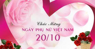 Hình ảnh đẹp cho ngày phụ nữ Việt Nam 20/10