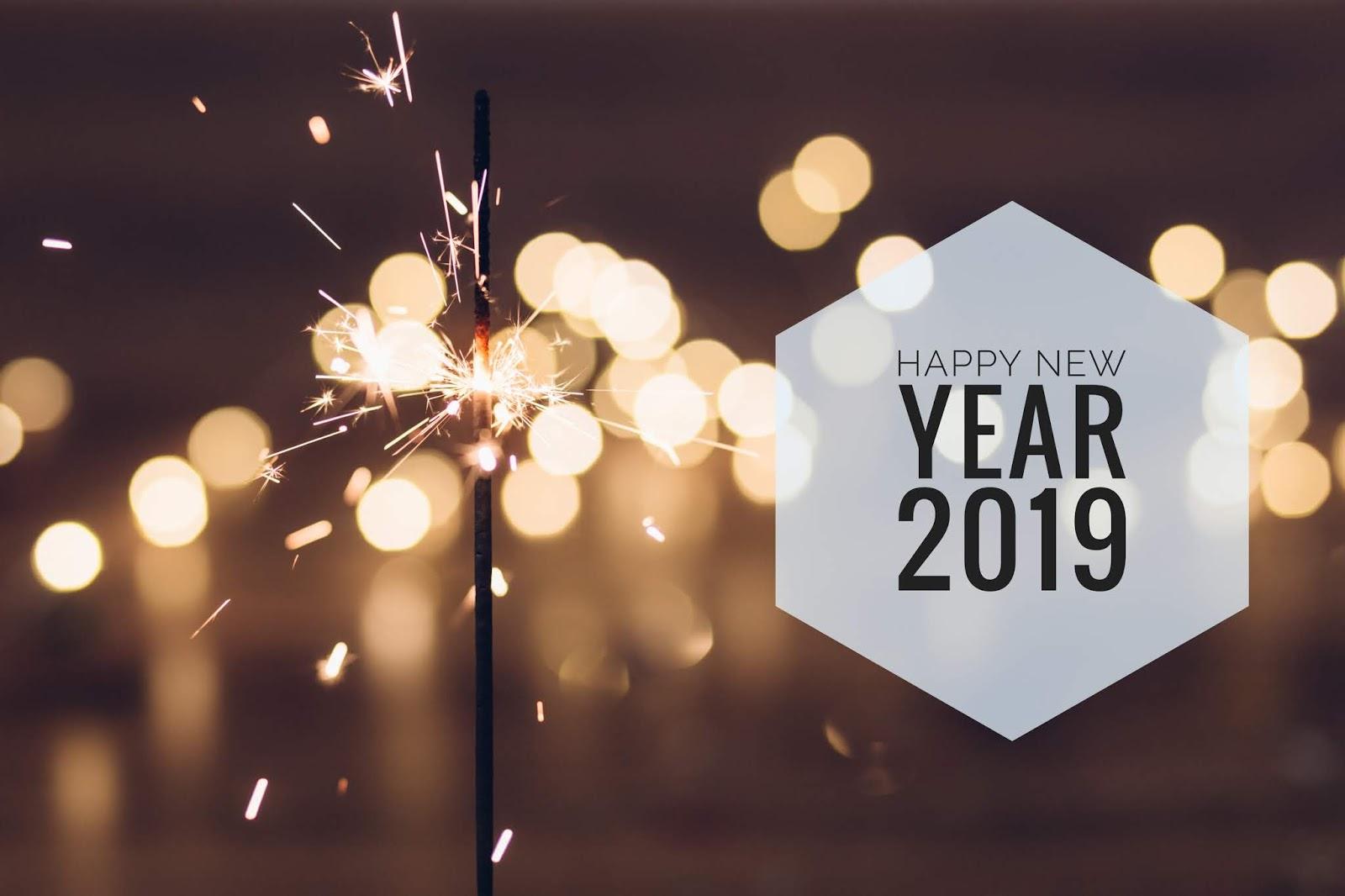 hình ảnh năm mới 2019 đẹp