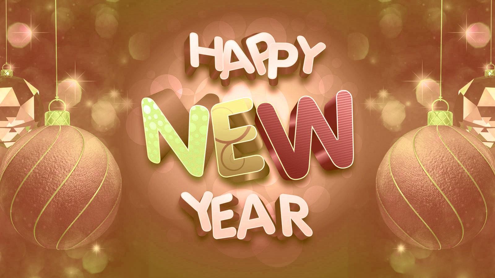 Tải ảnh Happy New Year đẹp