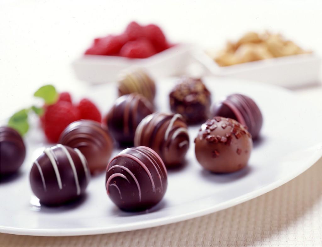 hinh nen chocolate 11