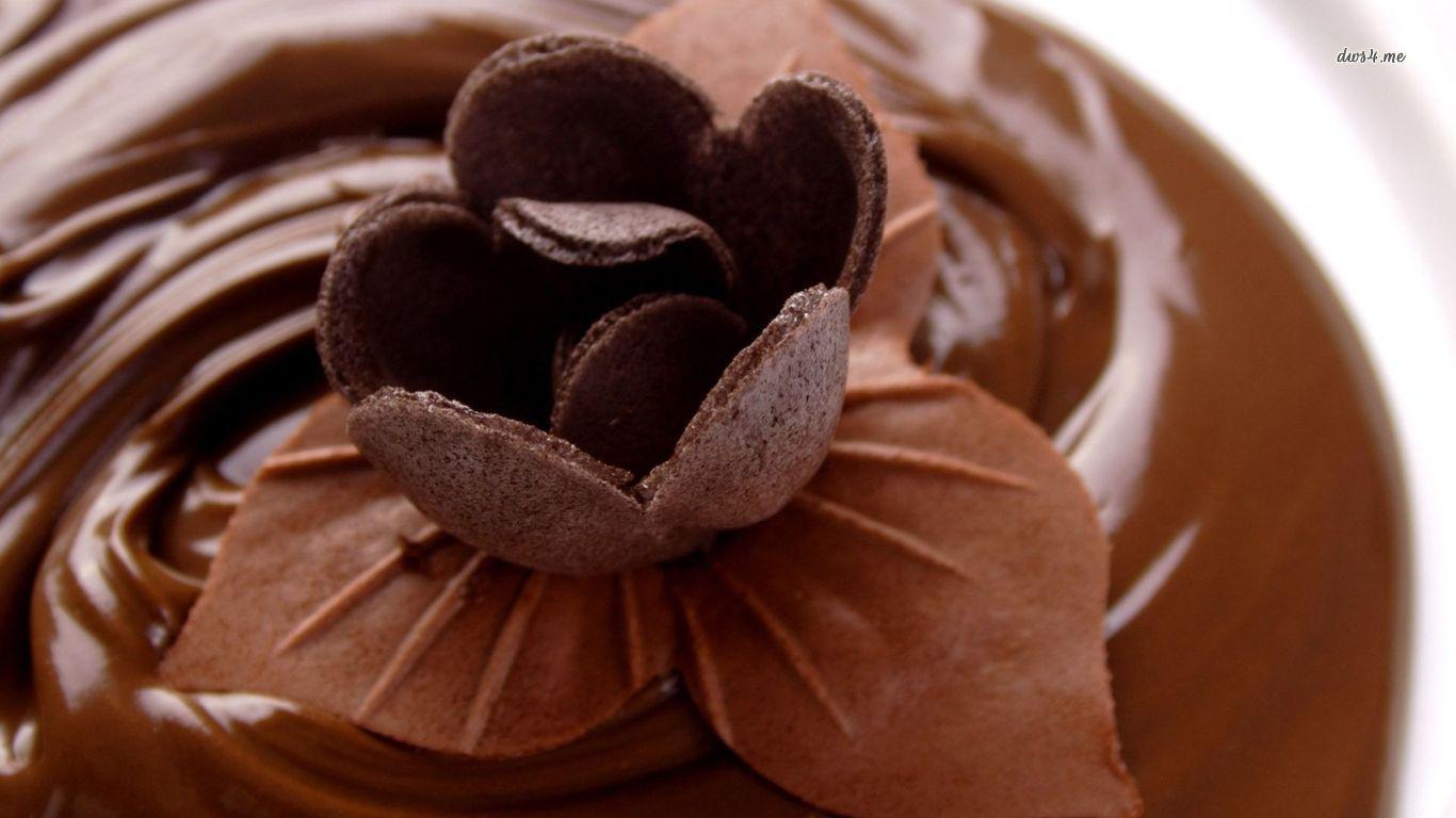 hinh nen chocolate 12