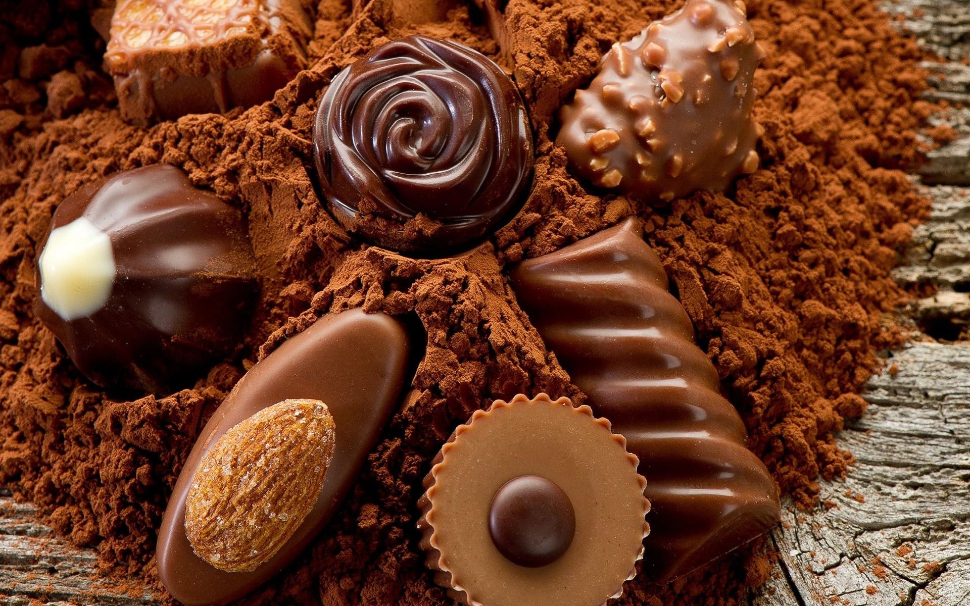 hinh nen chocolate 13