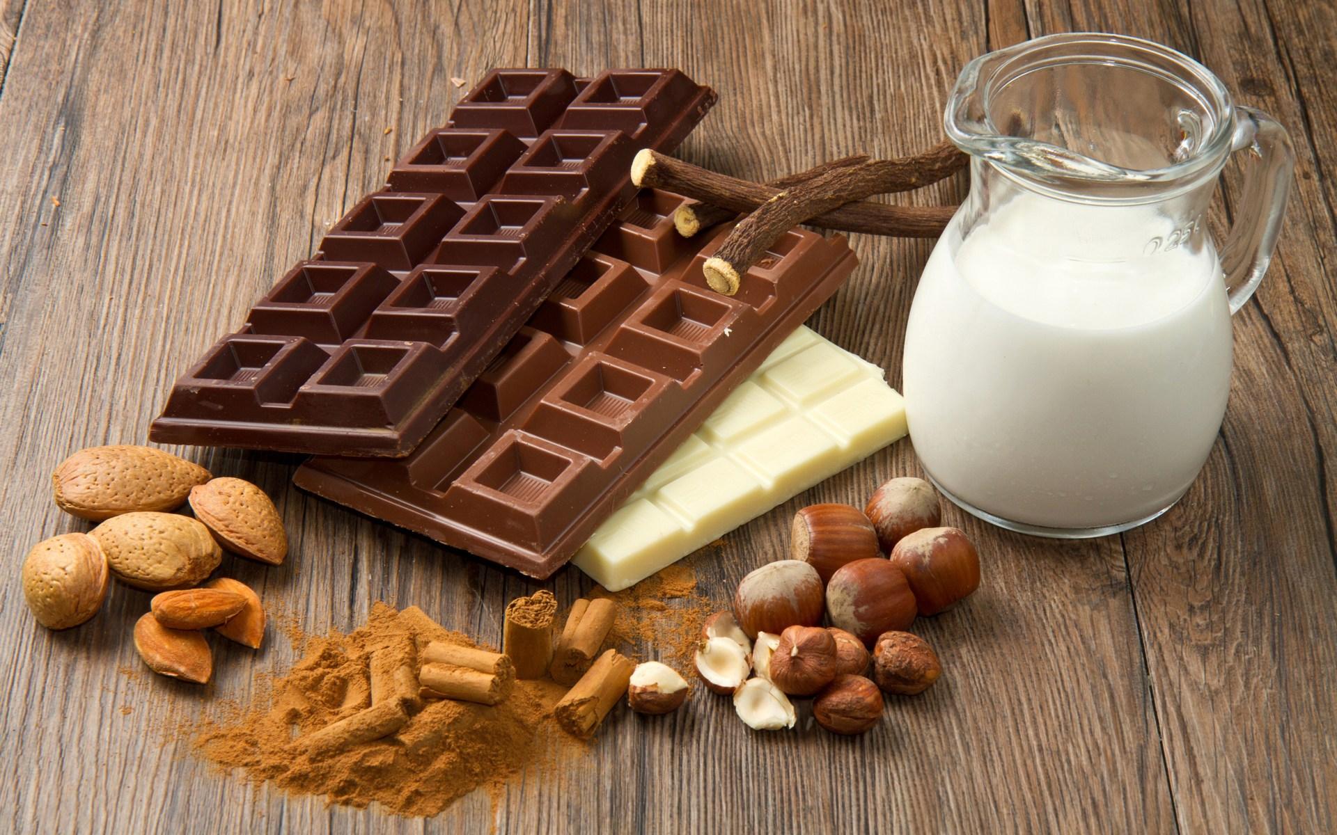 hinh nen chocolate 14