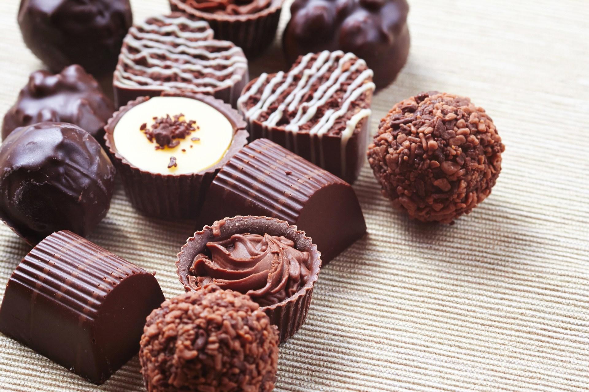 hinh nen chocolate 18
