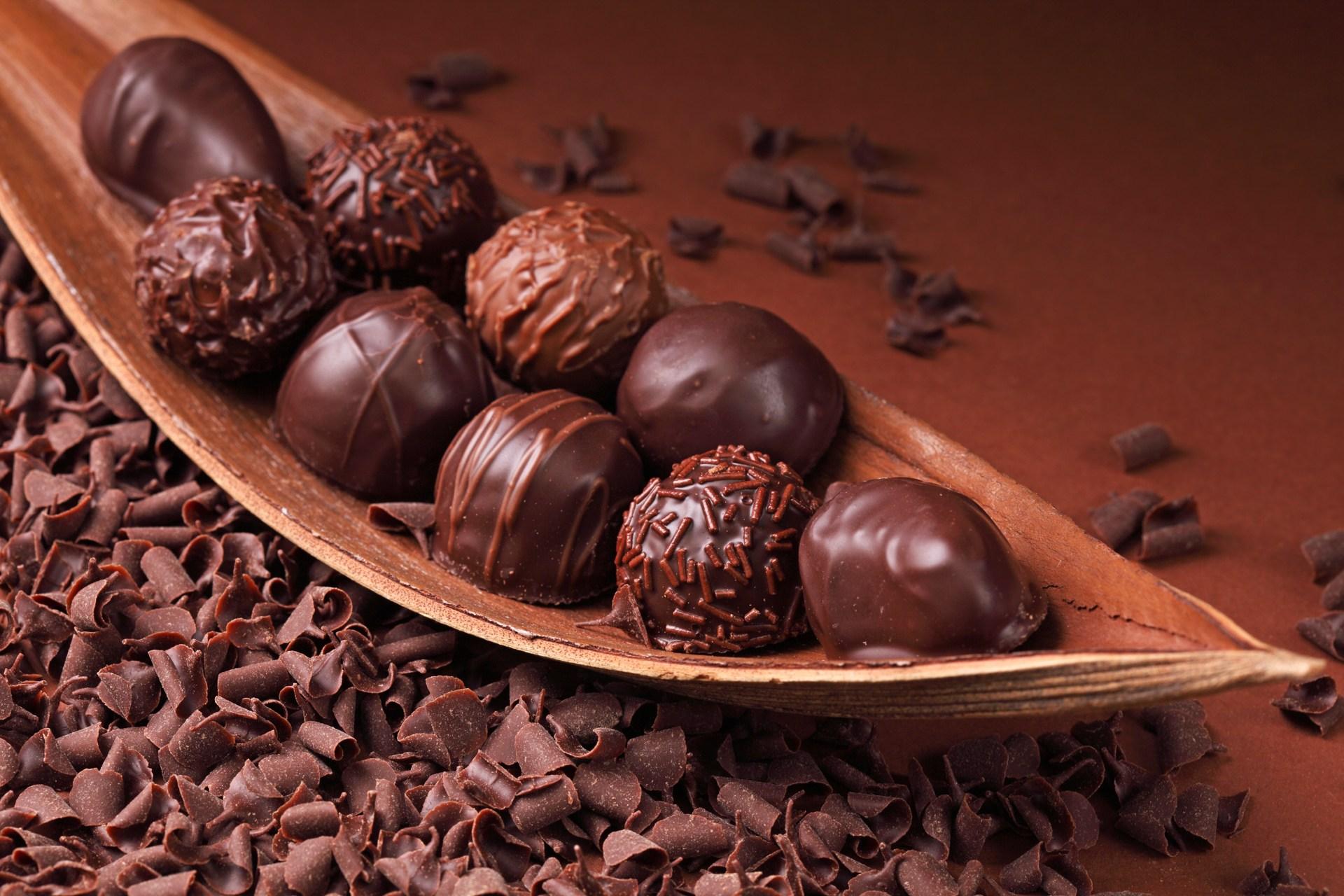 hinh nen chocolate 22