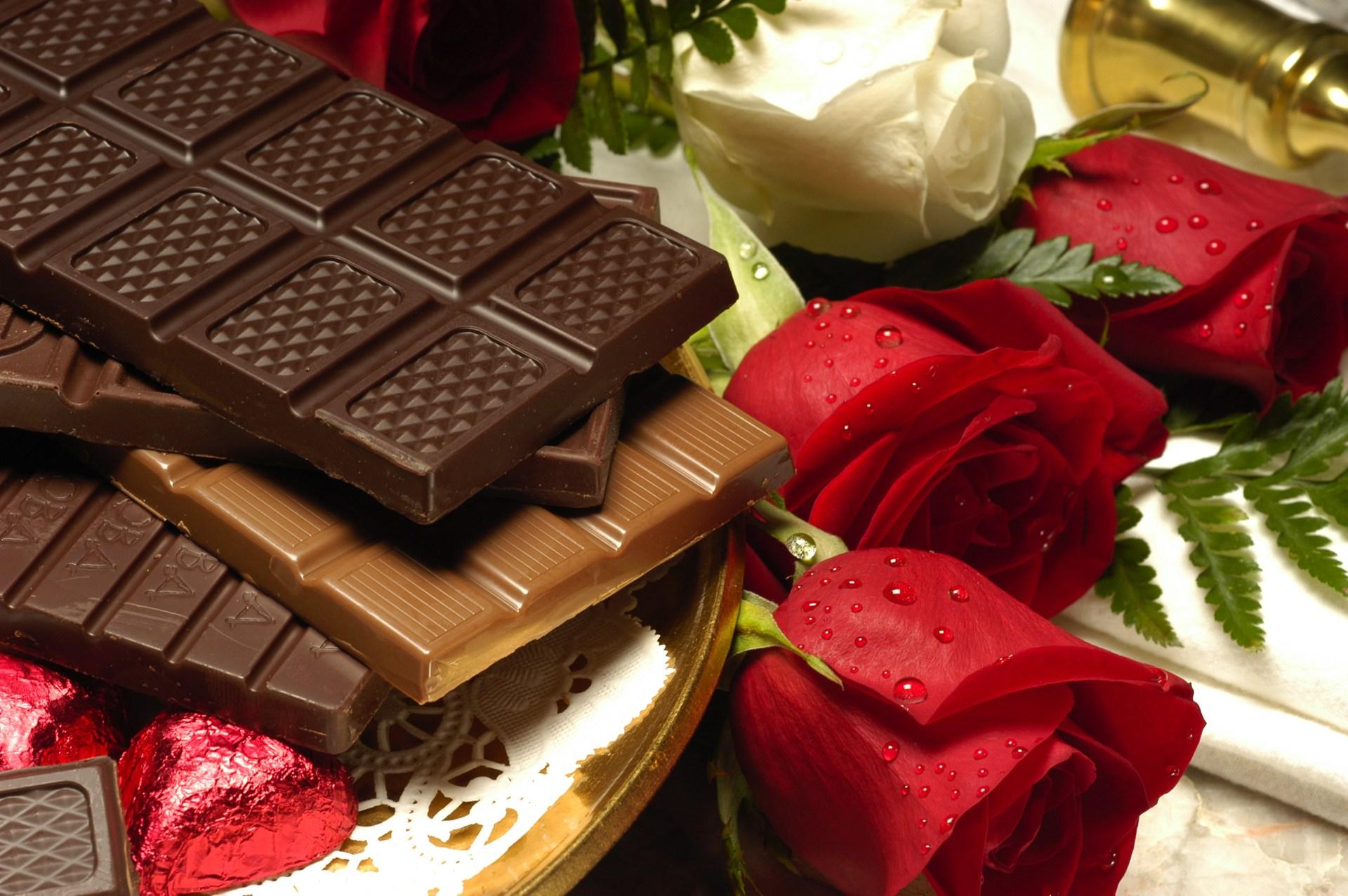 hinh nen chocolate 23