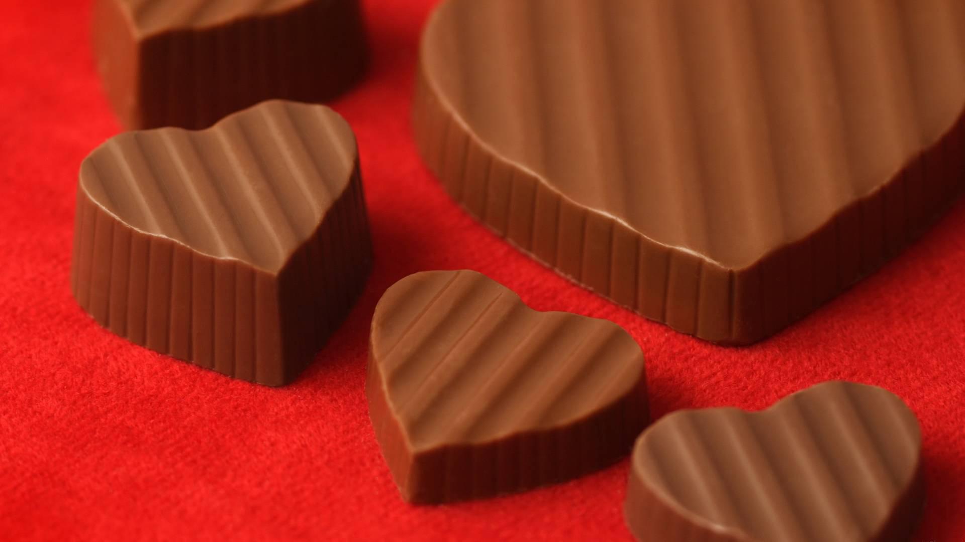 Hình ảnh Chocolate trái tim