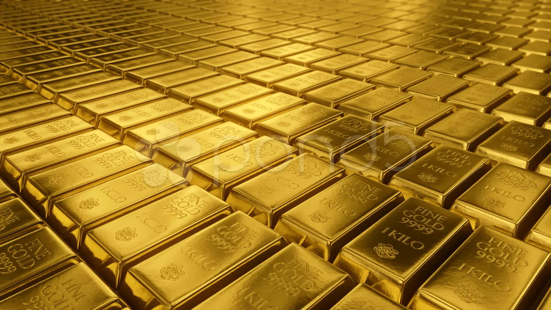 Скачать Обои Золото