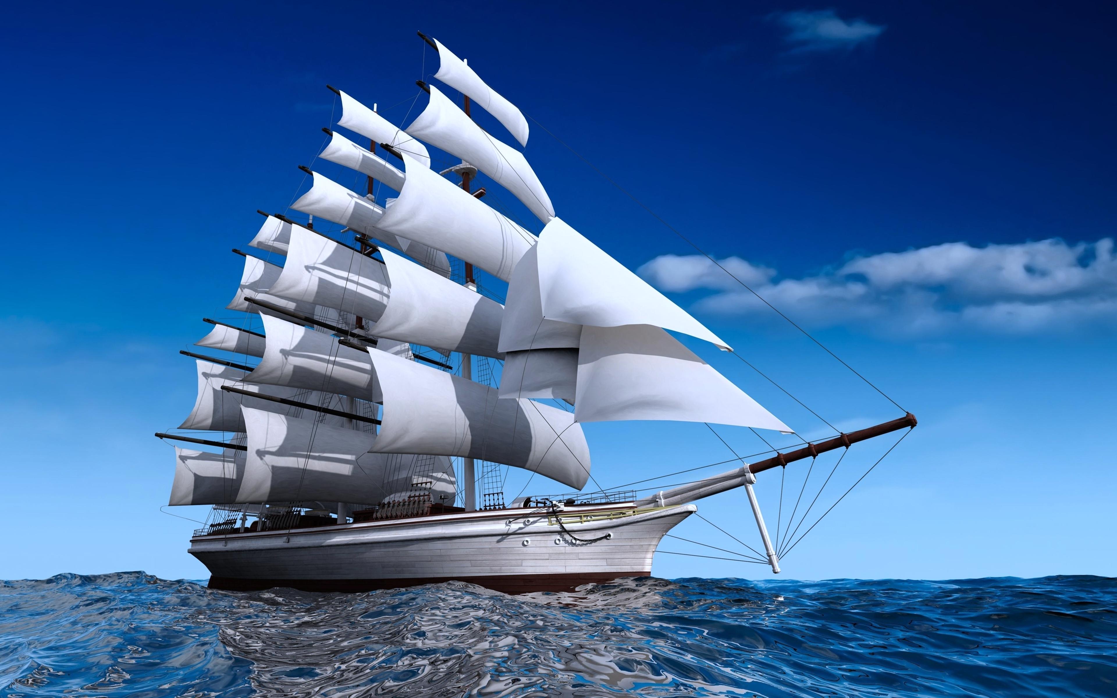 Ảnh nền thuyền buồm đẹp nhất