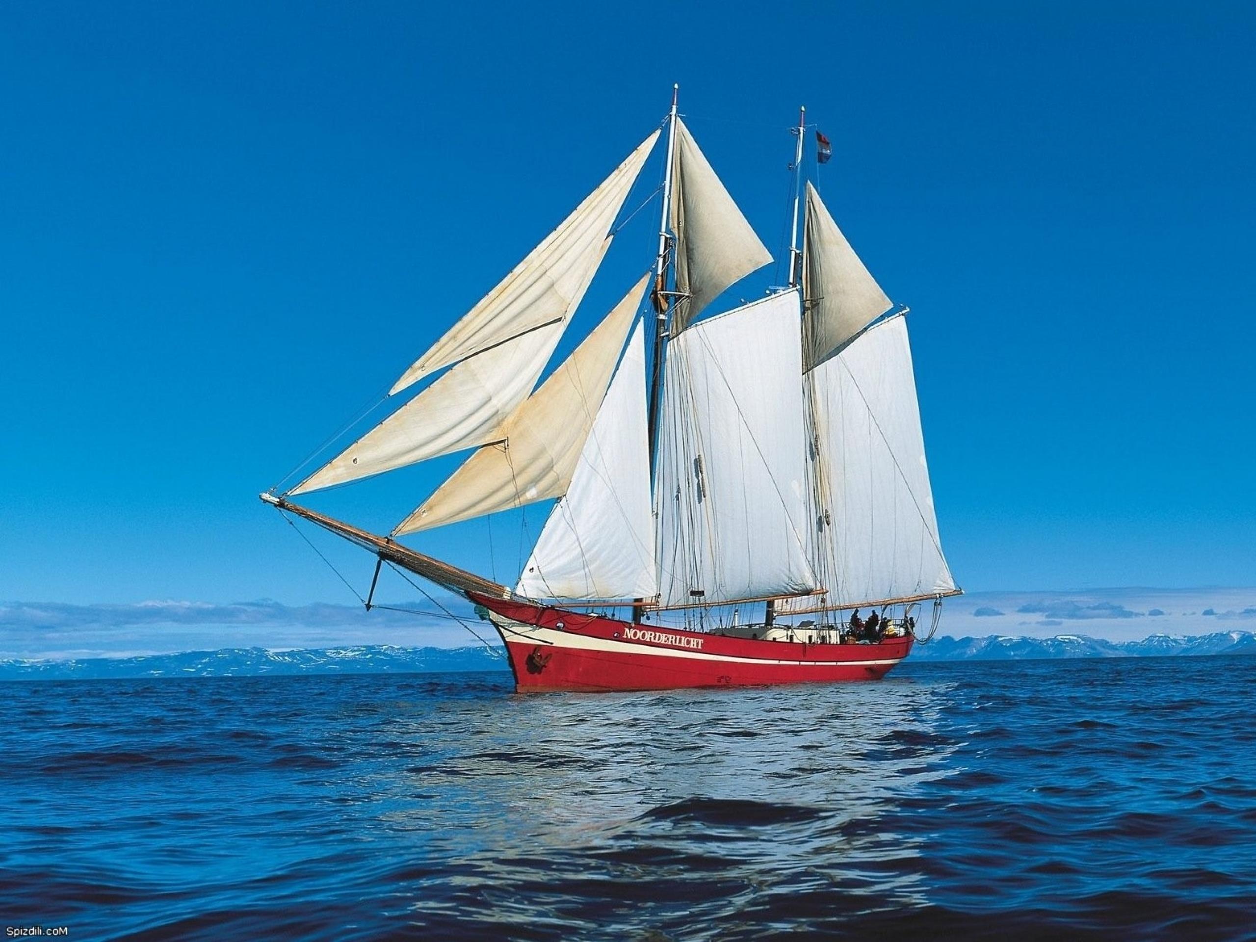 Hình ảnh thuyền buồm đẹp nhất thế giới