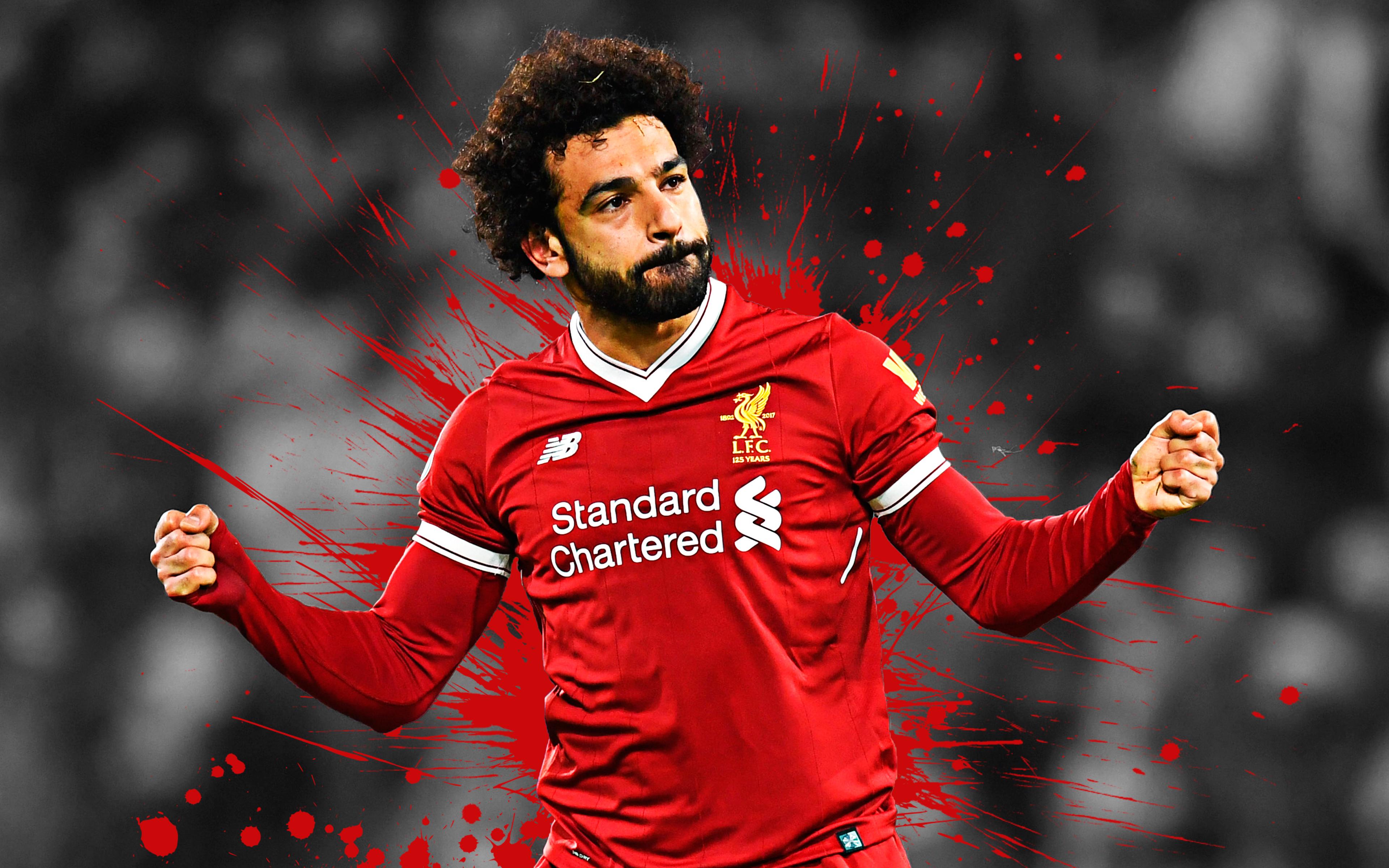 Tải ảnh đẹp của Mohamed Salah