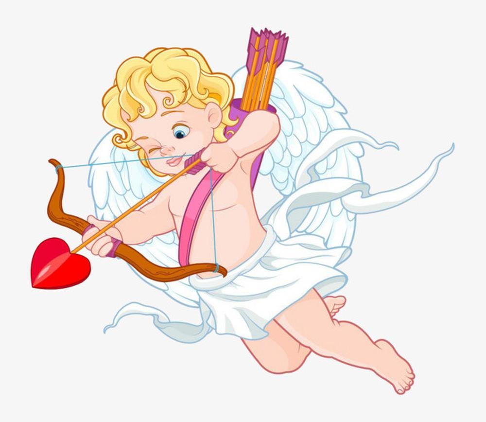 Tải ảnh thiên thần tình yêu dễ thương